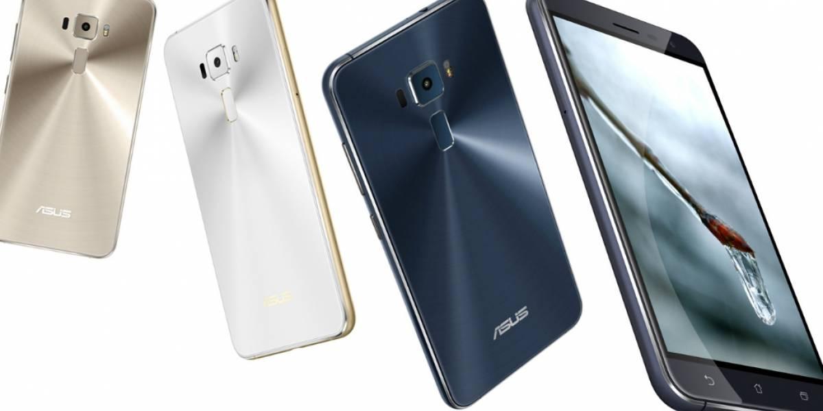 ASUS lanzaría el ZenFone 4 en mayo
