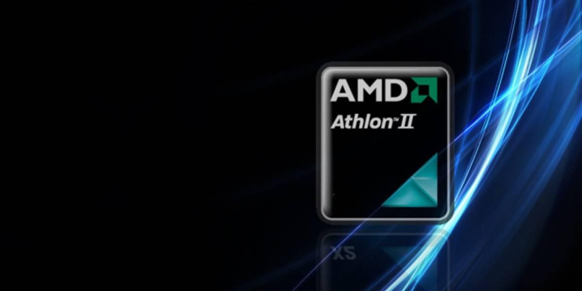 AMD presentará tres nuevas CPUs Athlon II para socket FM2