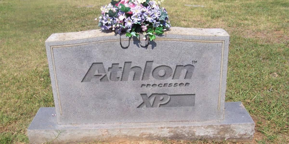 Phenom y Athlon se despiden este año de las vitrinas