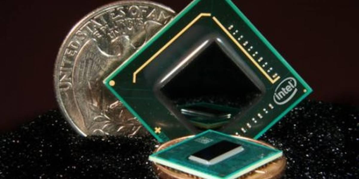Especificaciones de los CPUs Intel Atom Centerton para servidores