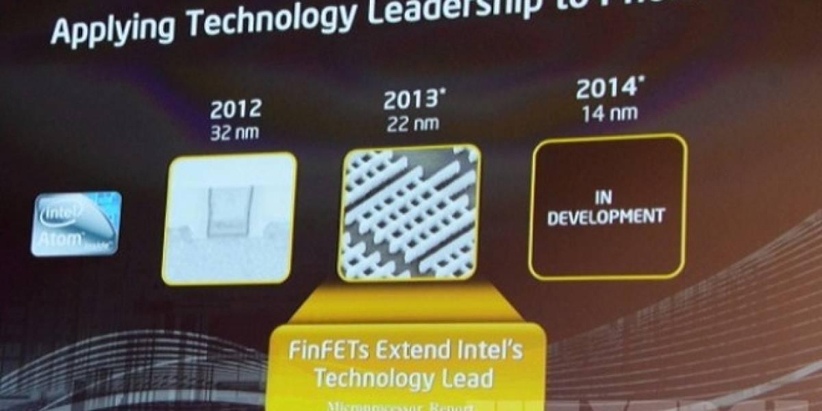 Intel alista un nuevo Atom Z2000 funcionando a 1GHz