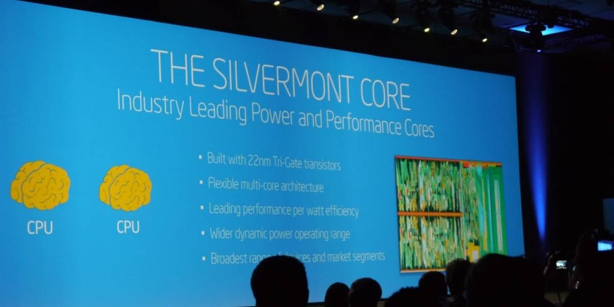 "Intel lanza sus SoC Atom Z3000 Series ""Valleyview-T"""
