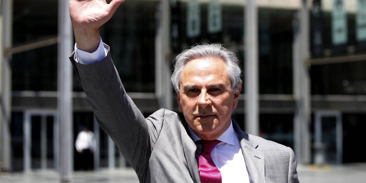 """Ivan Moreira y la polémica suspensión condicional: """"Me siento respaldado por la justicia, no he cometido delito"""""""