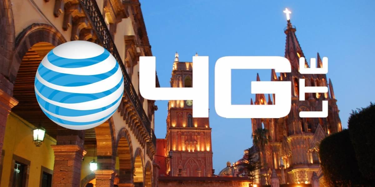 AT&T supera a Telcel en disponibilidad de red 4G LTE en México