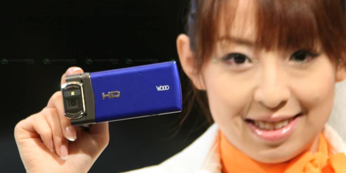 Hitachi lanza teléfono 3G que graba video HD a 720 pixeles