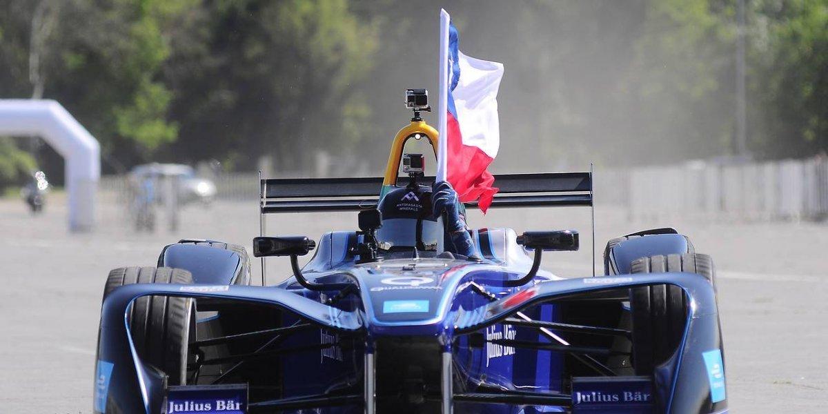Alcalde de Santiago amenaza con suspender Formula E