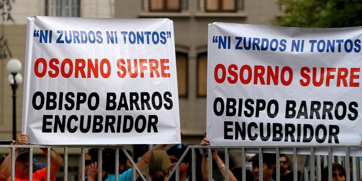 """Opositores a Barros cuestionan envío de emisario para tratar encubrimientos: """"No son pecados, sino delitos"""""""