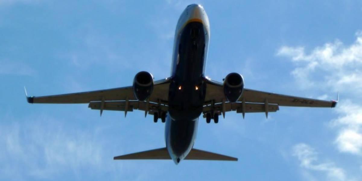 Los países más dispuestos a pagar por Internet en un avión en Latinoamérica