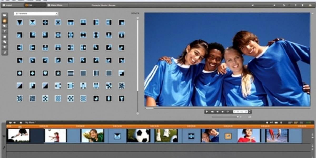 Corel adquiere las aplicaciones de video de AVID
