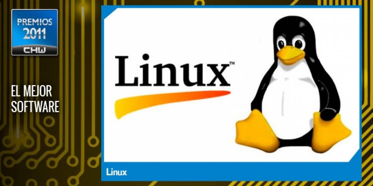 CHW Awards: Linux es el software ganador