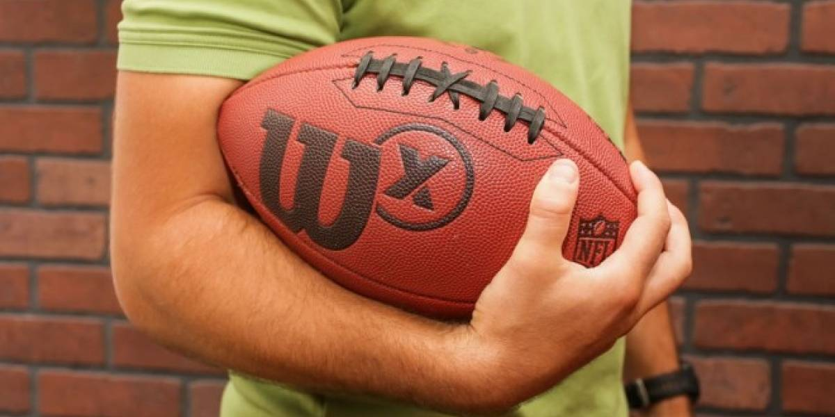Lanzan el primer balón de fútbol americano inteligente