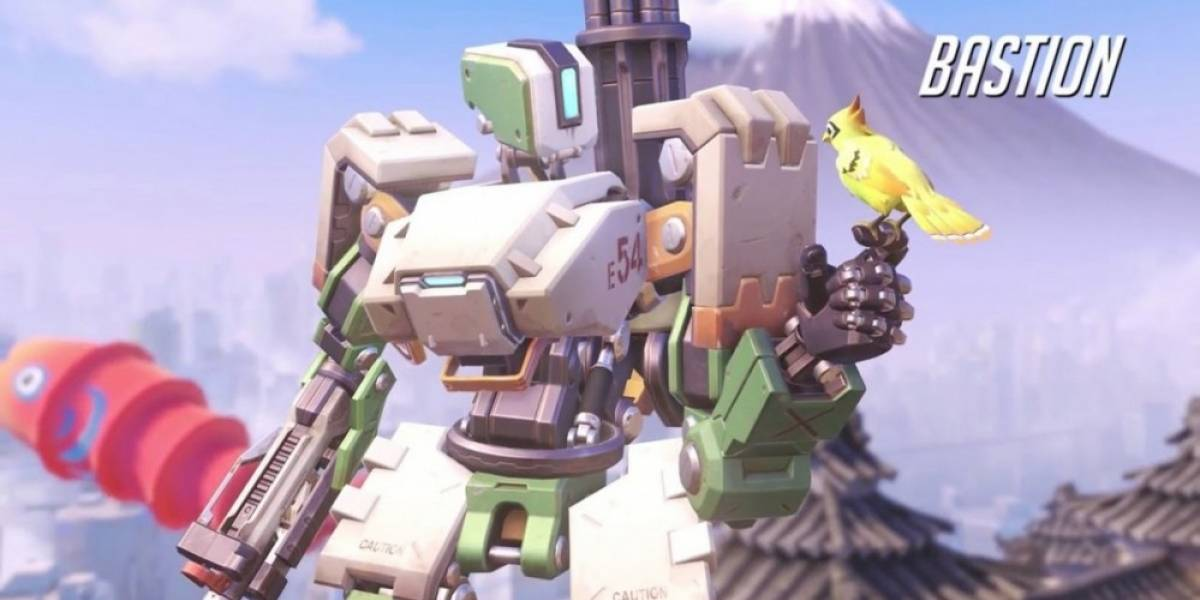Mira el nuevo corto animado de Overwatch: The Last Bastion