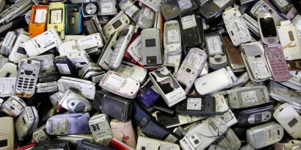 IBM convierte smartphones tirados a la basura en plástico de uso médico