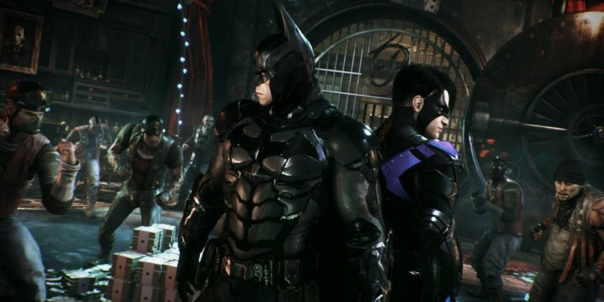 Parece que se viene Batman: Arkham Knight Game of the Year Edition