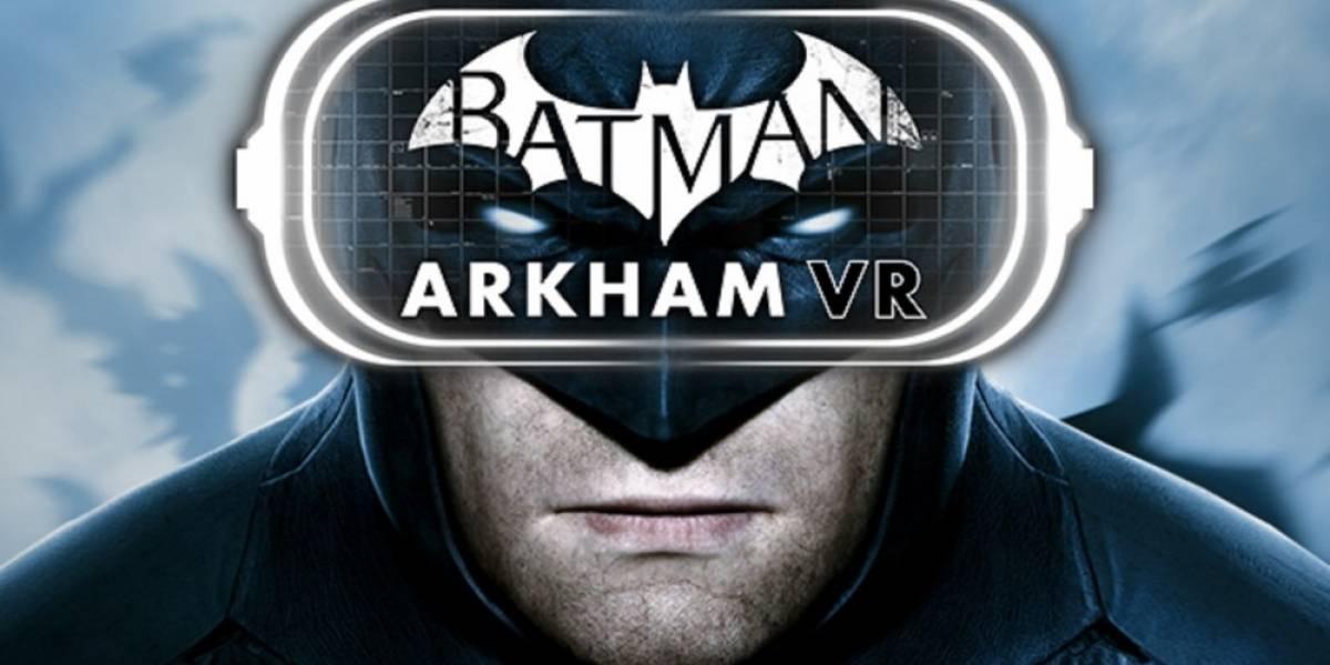 Batman: Arkham VR se lanzará en PC durante este mes