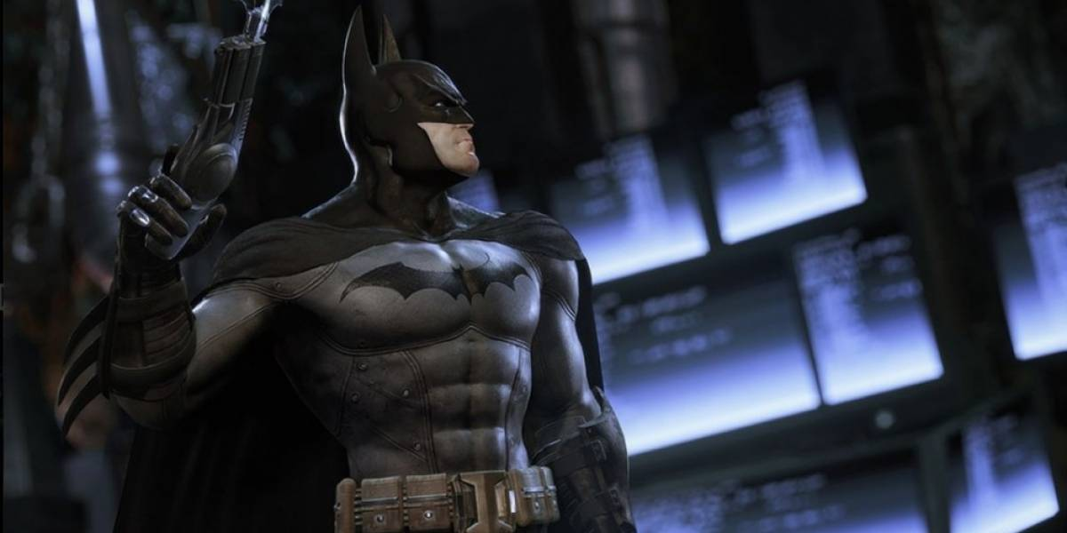 Este video compara Batman: Return to Arkham en PS3 y PS4