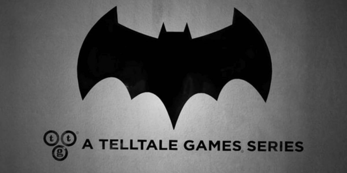 Telltale revela los primeros detalles de su juego de Batman