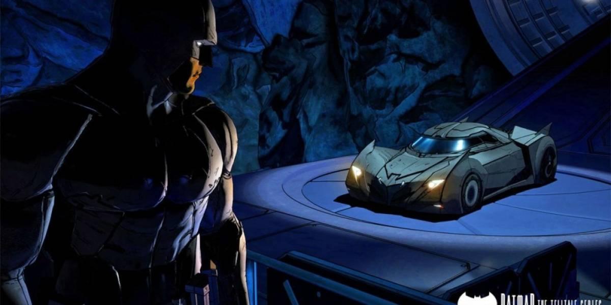 El tercer episodio de Batman: The Telltale Series llega a fines de octubre