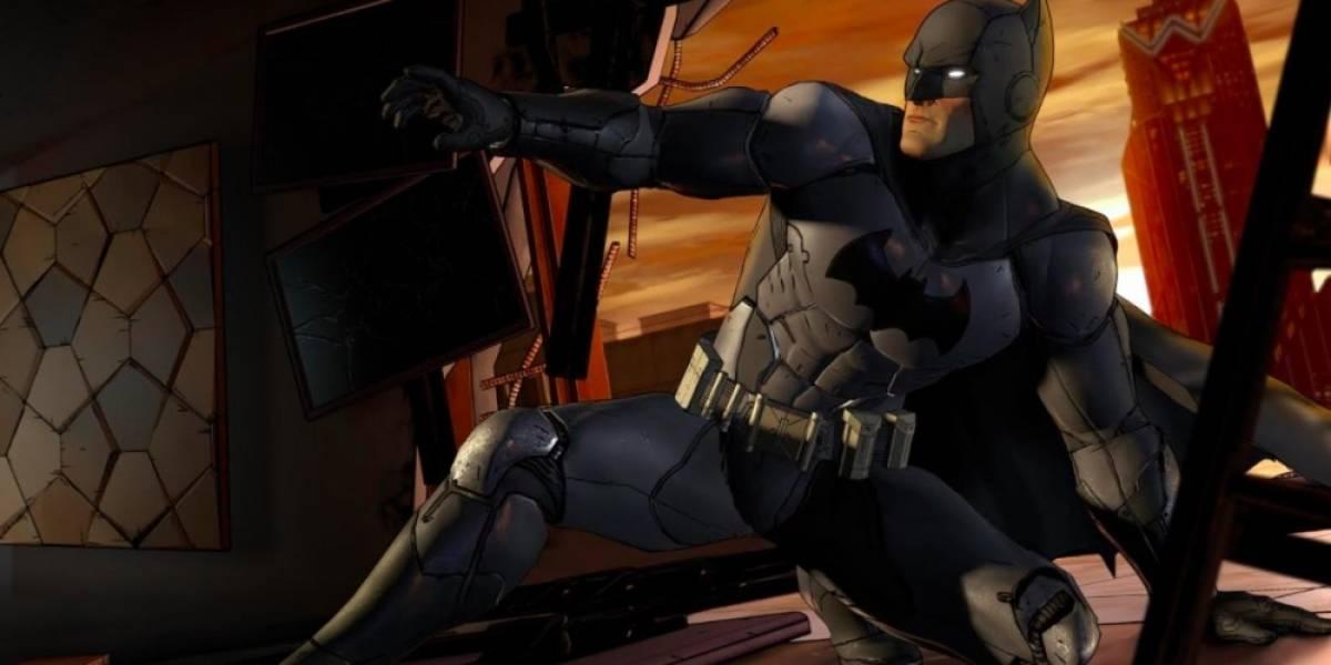 Batman: The Telltale Series presenta tráiler lleno de elogios