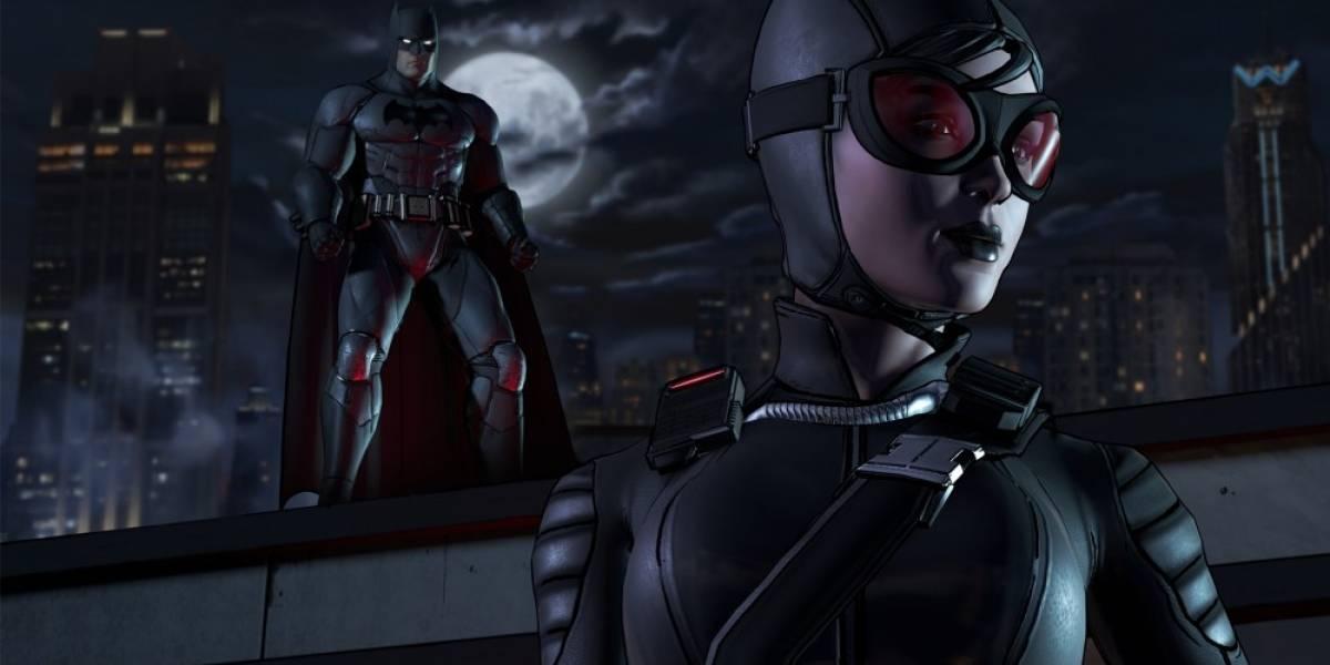 Batman: The Telltale Series tiene algunos problemas en PC