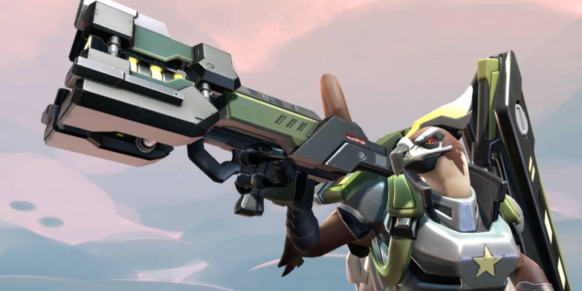 Anunciado el DLC gratis y de pago para Battleborn