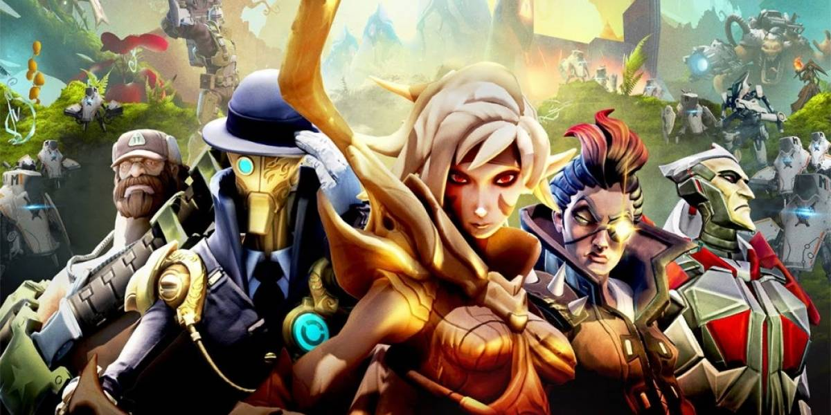 Deals with Gold: Descuentos en Battleborn, GTA V, NBA 2K16 y más