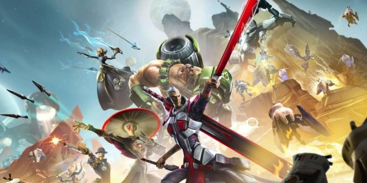 Se anuncia nuevo Humble Bundle de 2K Games que incluye a Battleborn