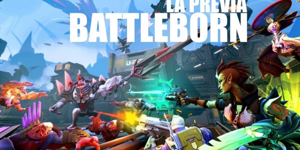 La Previa: Battleborn