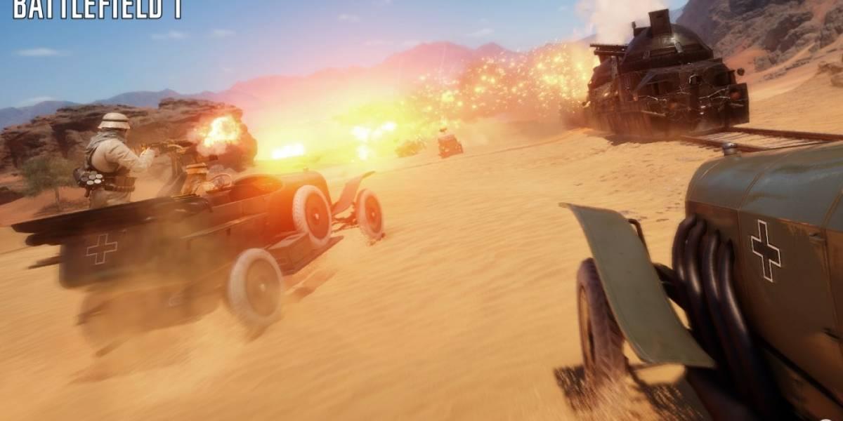 La Beta abierta de Battlefield 1 está disponible para todos