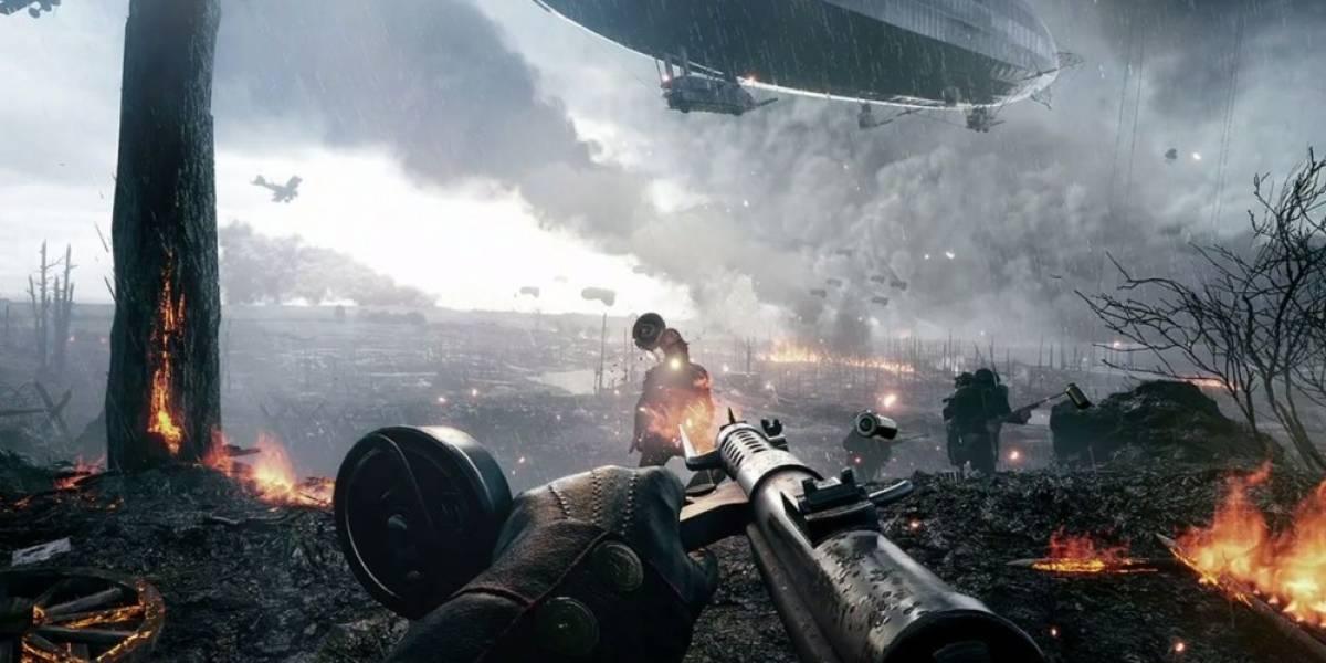 Vean una comparación de los gráficos de Battlefield 1 en PC
