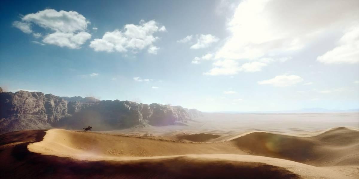 Battlefield 1 recibe adelanto de la misión de Lawrence de Arabia
