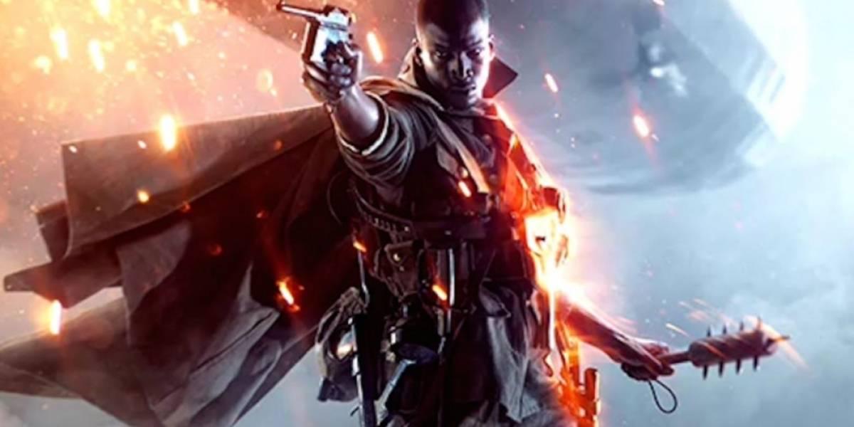 Vean el primer tráiler de la campaña de Battlefield 1