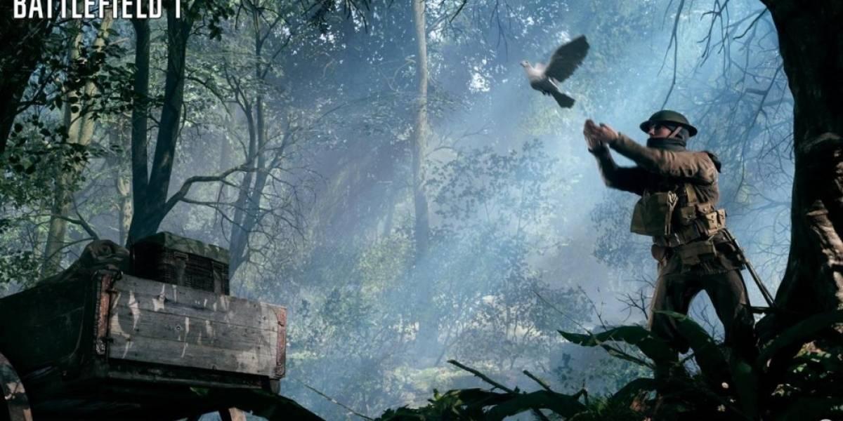 Confirman todos los modos y mapas incluidos en Battlefield 1