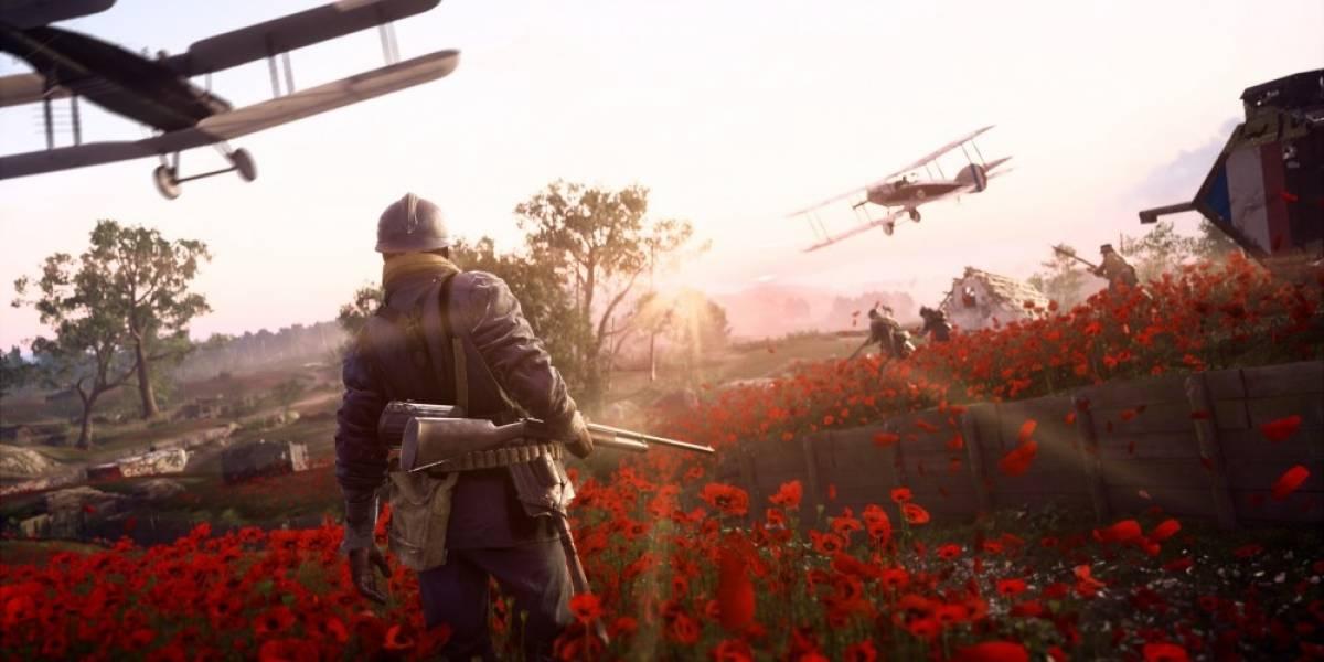 Battlefield 1 permitirá que sus mapas de DLC se abran a más jugadores