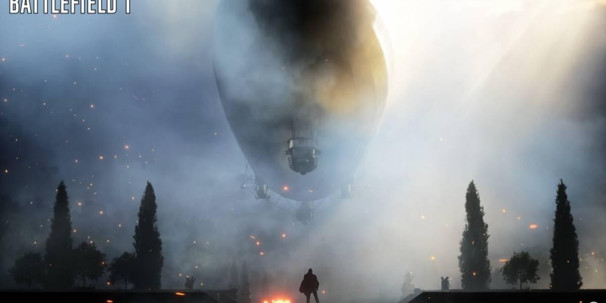 Ya se pueden registrar a la beta abierta de Battlefield 1