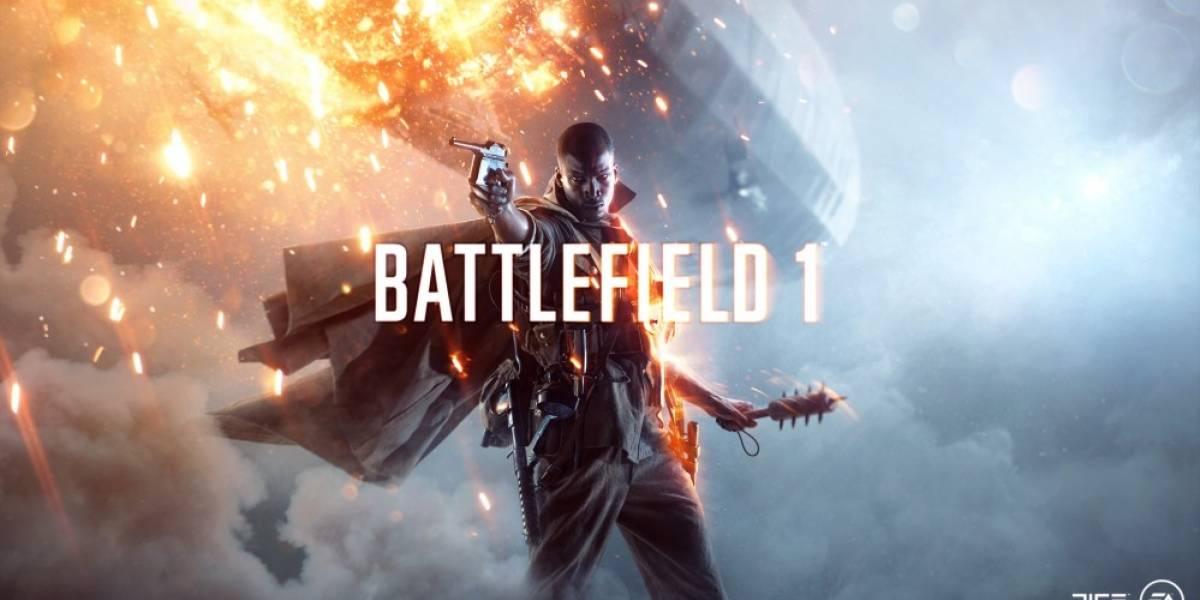Comienza el evento navideño de Battlefield 1