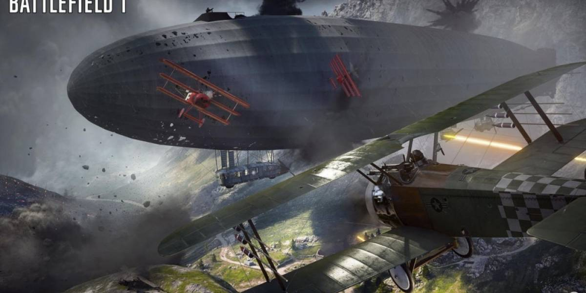 Esto necesita tu PC para correr Battlefield 1