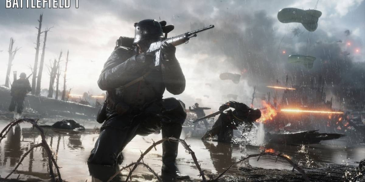 Revelan detalles sobre los desafíos semanales de Battlefield 1