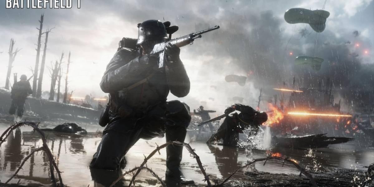 Esto es lo que ocupará Battlefield 1 en el disco duro de Xbox One