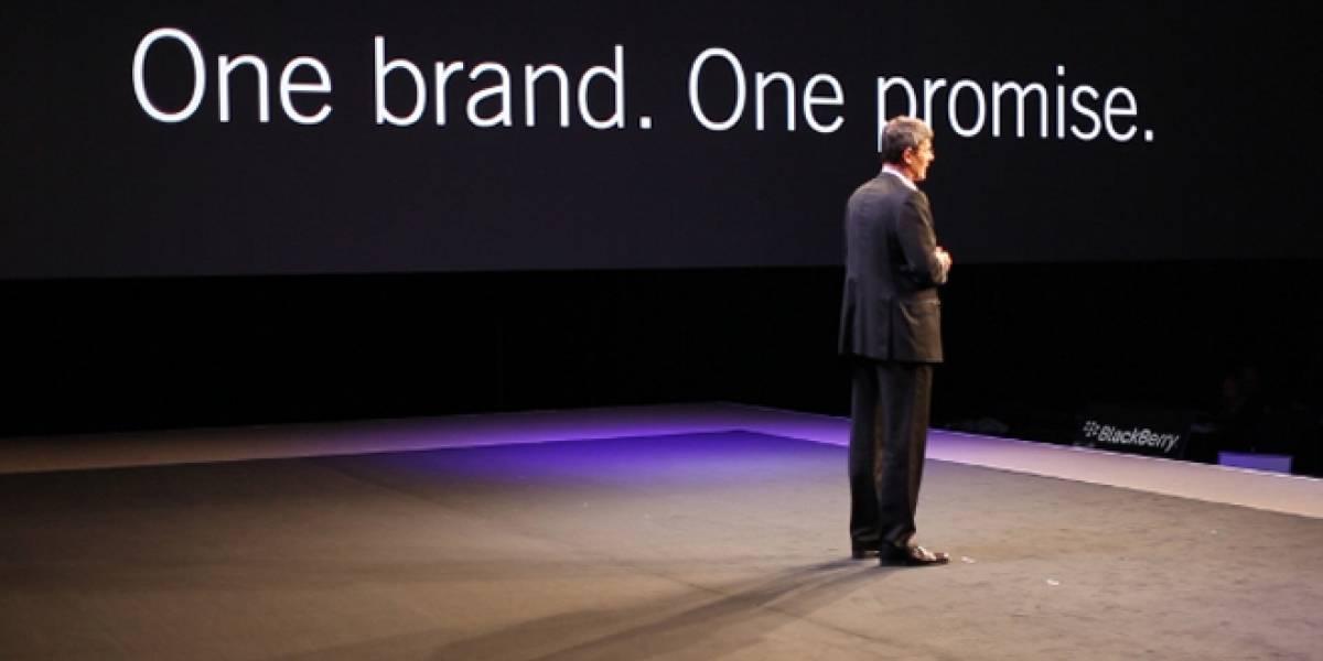 Research In Motion, RIM, cambia oficialmente de nombre a BlackBerry