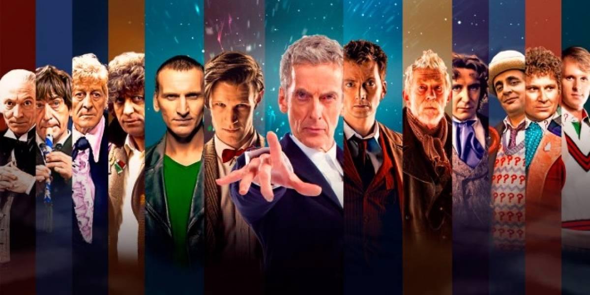 Episodios perdidos de Doctor Who serán regrabados mediante animación