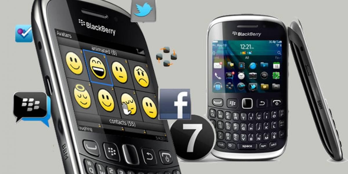 Es oficial: Blackberry presenta su Curve 9320 con OS 7.1 y botón 'BBM'