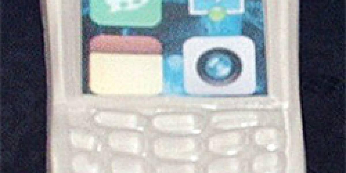 Jabón para el BlackBerry-adicto