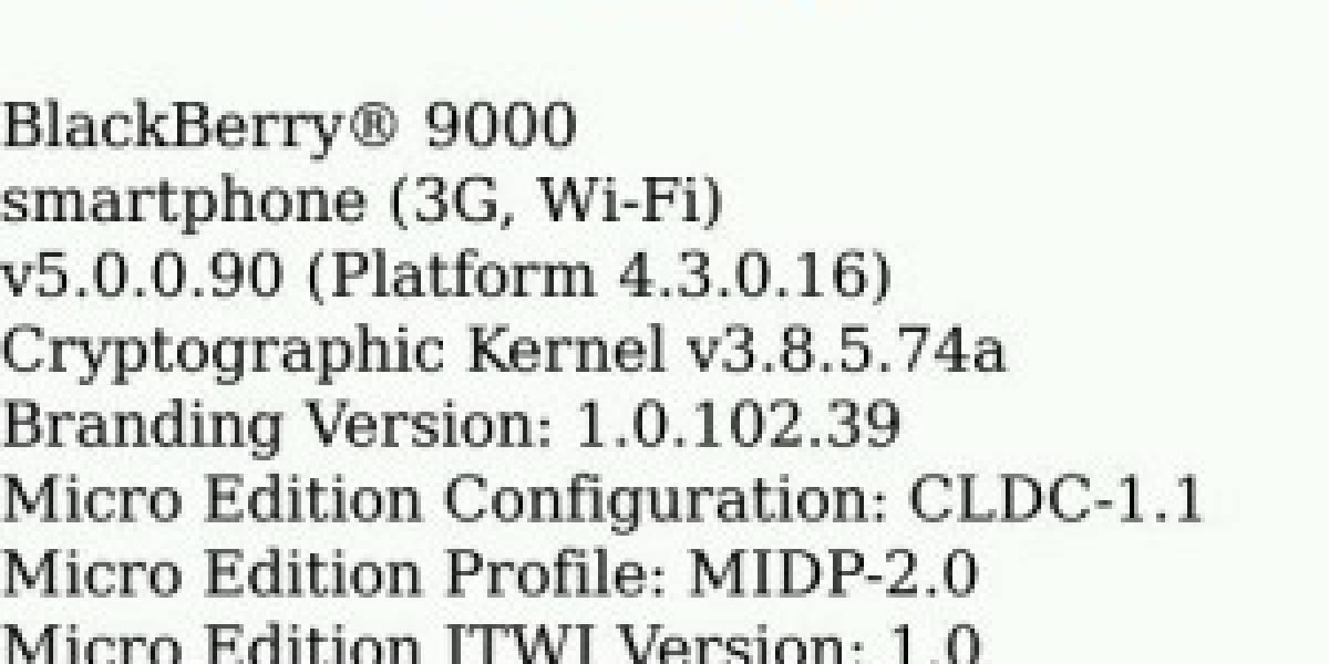 Descarga el BB OS 5.0 para la Bold y Curve 8900