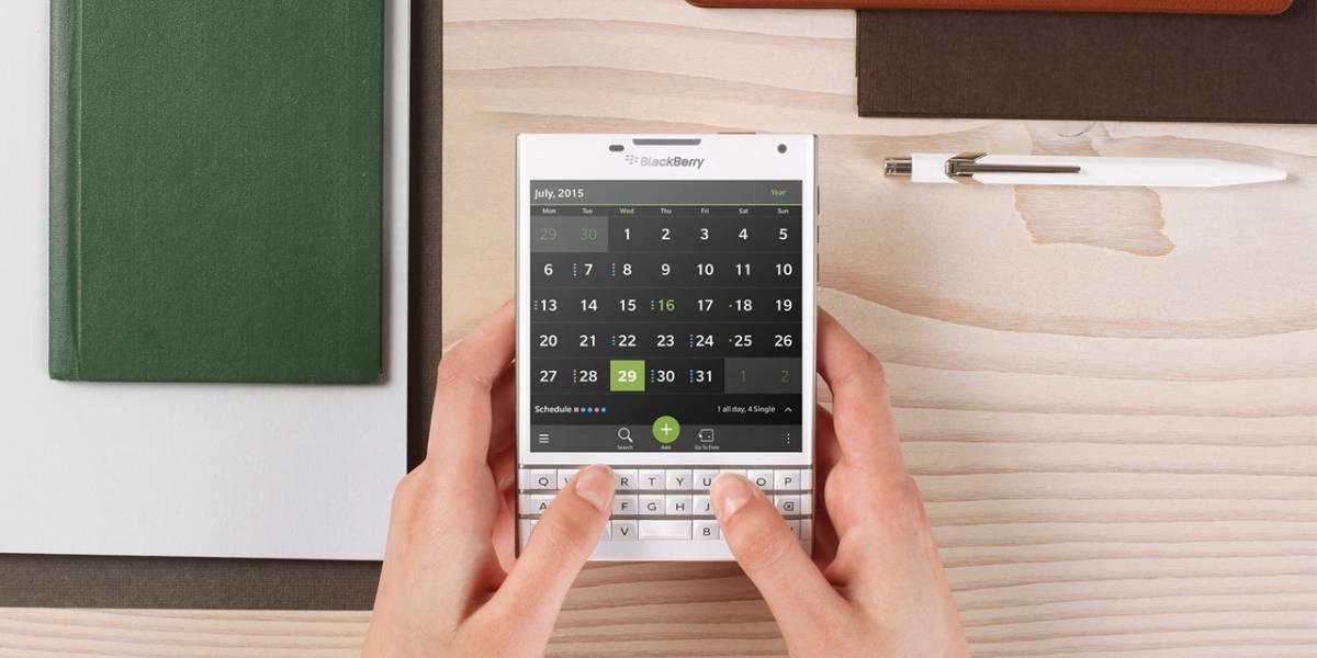 """BlackBerry lanzará """"al menos un dispositivo poco convencional"""" cada año"""