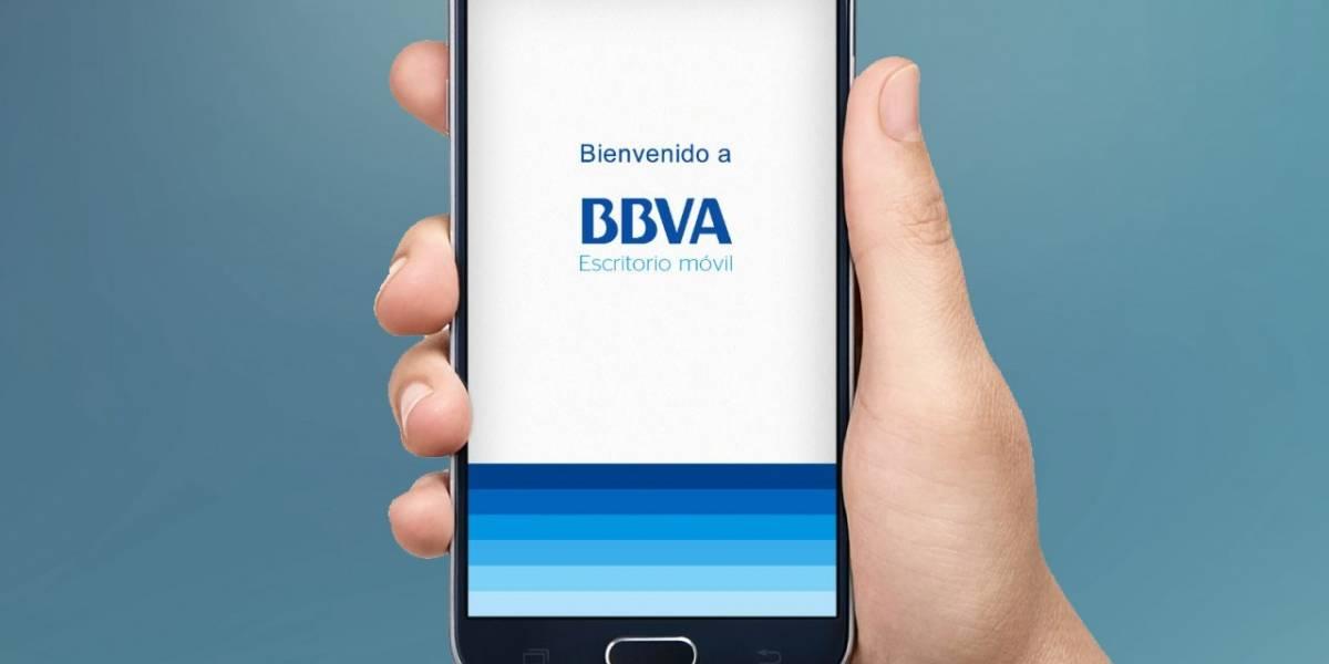 BBVA absorberá gastos de navegación móvil por sus apps en México