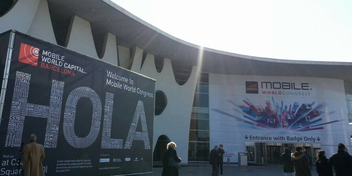 ¡Ya estamos en el Mobile World Congress 2013!
