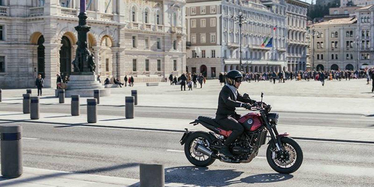 """Leoncino"", la icónica motocicleta que llegó a Guatemala desde Italia"