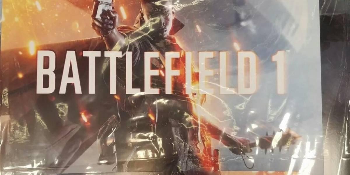 El nuevo Battlefield se llama ¿Battlefield 1? [ACTUALIZADO]