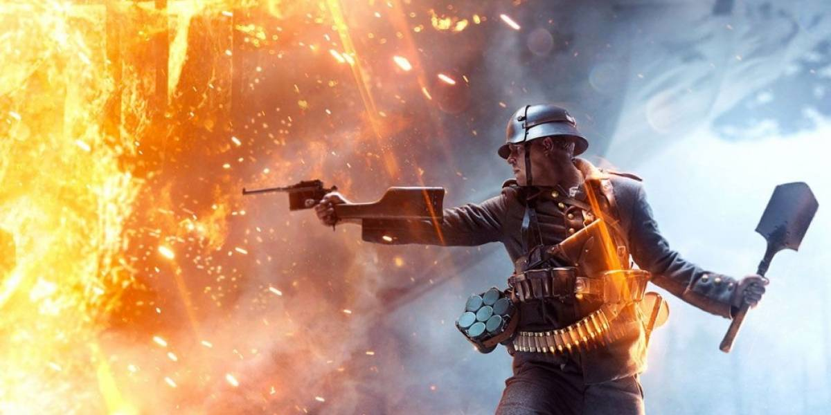 Ya está disponible para todos el nuevo mapa de Battlefield 1
